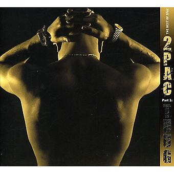 2Pac - Best of 2Pac-PT. 1: importation USA Thug [CD]