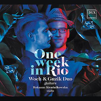 One Week In Rio [CD] USA import