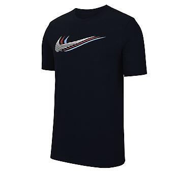 Nike Urheiluvaatteet SS Tee Swoosh CK4278010 universal kesä miesten t-paita