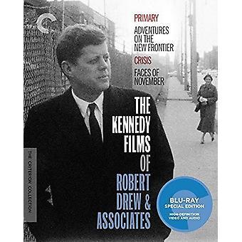 Import USA Kennedy Films de Robert Drew [Blu-ray]