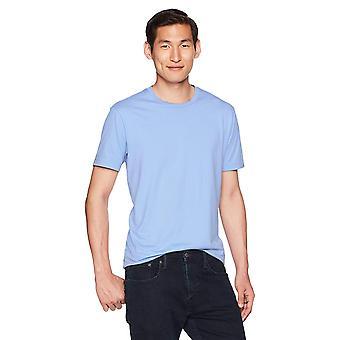 """Goodthreads Men's """"The Perfect Crewneck T-Shirt"""" Short-Sleeve Cotton, Light B..."""