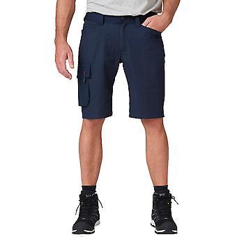 Helly Hansen Hombres Oxford Durable Servicio De Trabajo Shorts