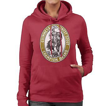 Guinness Finest Stout Women's Hooded Sweatshirt