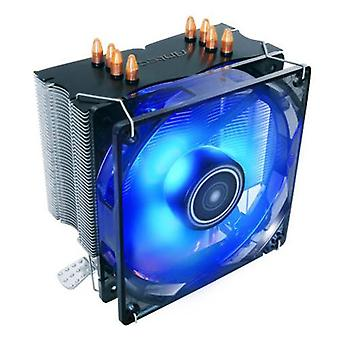 Antec C400 Air CPU Cooler 120mm Blue LED 77 CFM