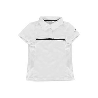 Wilson Meisjes Polo Shirt