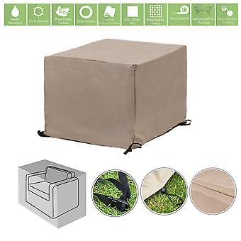 Protecteur de couverture de couverture de meubles extérieurs résistants à l'eau de pierre pour fauteuil de jardin