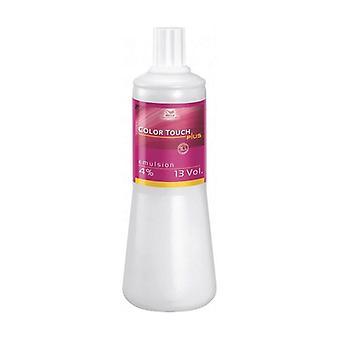 Color Touch Plus Emulsie 4% (13vol) 1000 ml