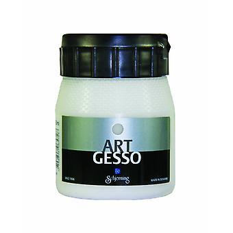 Schjerning Art Gesso Wit 250 ml (5305461) (325461025096)