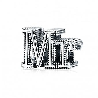 Sterling Silver Charm Mr - 6744