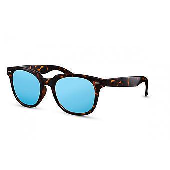 نظارات شمسية Unisex واندر Cat.3 براون / أزرق (CWI1569)