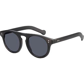 Okulary przeciwsłoneczne Unisex matowy czarny (AZ-17-102)