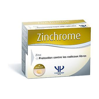 Zinchrome 30 comprimés