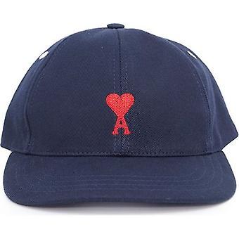 Ami Heart Logo Cap