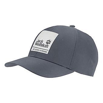 جاك وولفسكين 365 قبعة البيسبول -- حصى غراي