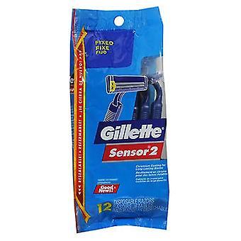 Gillette Good News Disposable Razors, 12 each