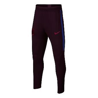 Nike Dry Strike Barcelona Junior AO6357659 football all year boy trousers