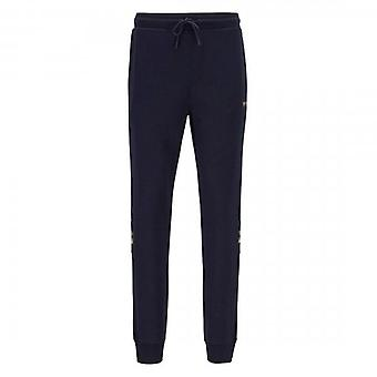 Boss Green Hugo Boss Halvo Navy Jogging Bottoms 50434907