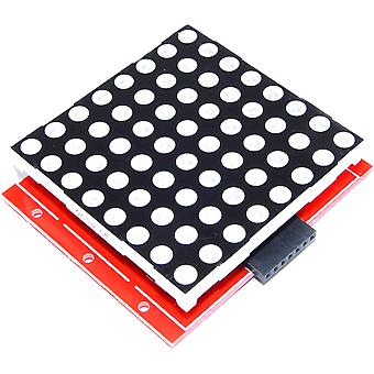Funduino 8x8 Red Serial Dot Matrix Display Module
