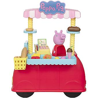 Peppa Pig Deli Food Cart