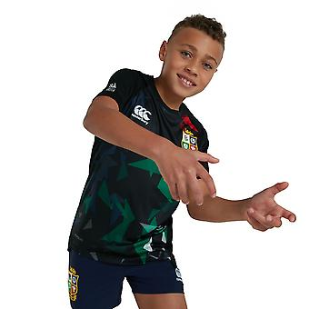 British & Irish Lions Boys Super Lightweight Graphic T Shirt