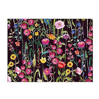 Home Living Meadow Black Placemats x 6 HH2120