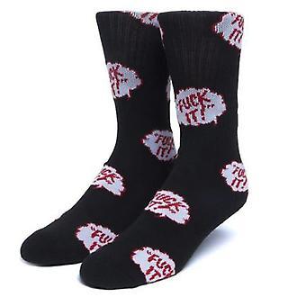 HUF Worldwide Socks The Motto Sock