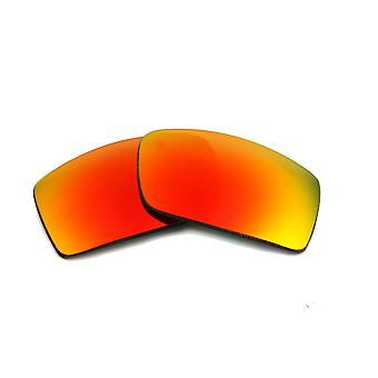 Polarized Replacement Lenses for SPY COOPER XL Sunglasses Anti-Scratch Red