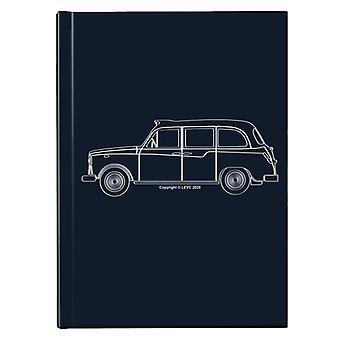 London Taxi Company TX4 Outline Hardback Journal