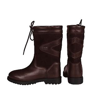 Horka Greenwich Childrens Outdoor Boots - Brown