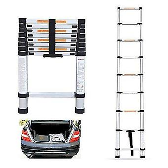 Multifunctional Retractable Telescopic Extension Ladder Thick Aluminum Folding