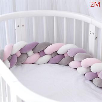 Pat pentru copii Bumper Crib Protector