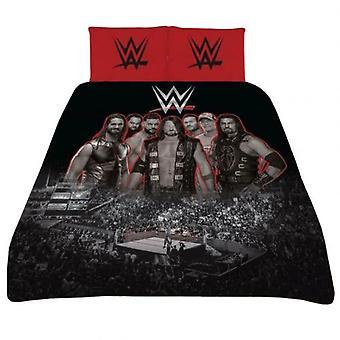 WWE Double Duvet Set