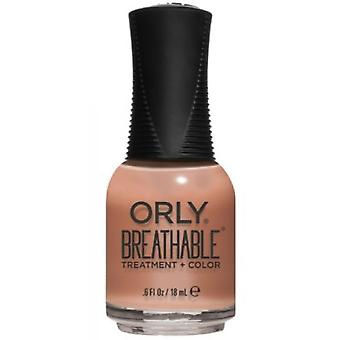 Orly BREATHABLE Treatment + Color - Inner Glow (20982) 18ml