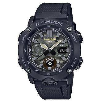 G-Shock GA-2000SU-1AER Camouflage Black Strap Wristwatch