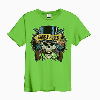 Amplified Guns N Roses Death Skull T-Shirt