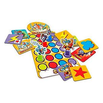 Board game SuperZings Rivals of Kaboom Power Game Cefatoys (ES)