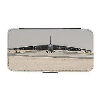 Boeing B-52 Stratofortress Bombplan iPhone 12 Mini Plånboksfodral