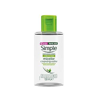 Simple Micellar Cleaning Water 200ml
