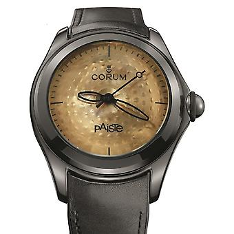 Bubble Paiste Watch for Automatic Analog Man with Cowhide Bracelet 110.310.98.0061.PA01R
