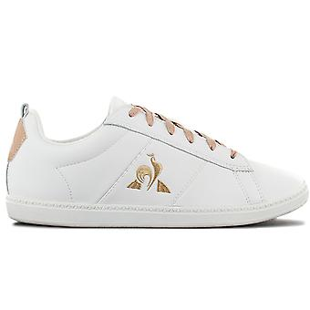Le Coq Sportif Court Classic - Women's Shoes White 2010475 Sneakers Sports Shoes