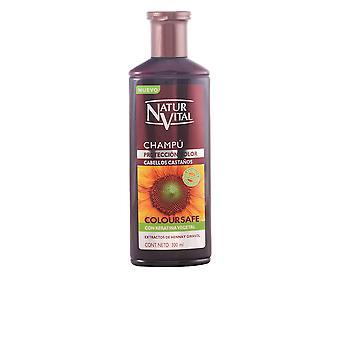 Naturaleza Y Vida Shampoo kleur Castaño 300 Ml Unisex