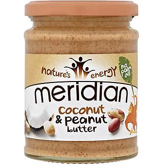 Meridian Foods Coconut And Peanut Butter gr