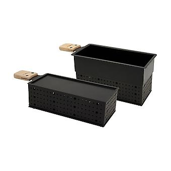 Fondue and raclette gift box 2 units