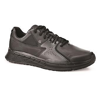 Shoes For Crews condor men's mens trainers black UK Size