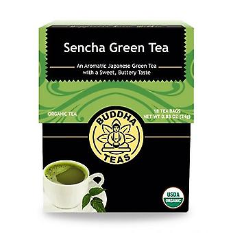 Buddha Organic Sencha Green Tea