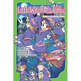 Little Witch Academia (light novel): The Nonsensical Witch and the Country of the Fairies Paperback - Illustrated, 13 Aug. 2019