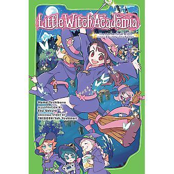 Little Witch Academia (light novel) de Momo Tachibana (Broché, 2019)