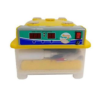 Electric 8 Egg Incubator And Candler
