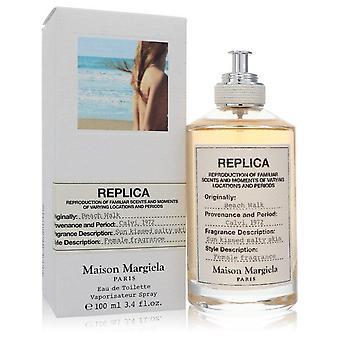 Replica beachwalk eau de toilette spray by maison margiela 555601 100 ml