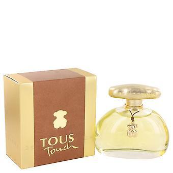 Tous Touch Woda toaletowa Spray przez Tous 3,4 uncji Eau De Parfum Spray